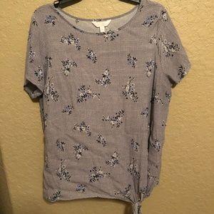 Laura Conrad blouse